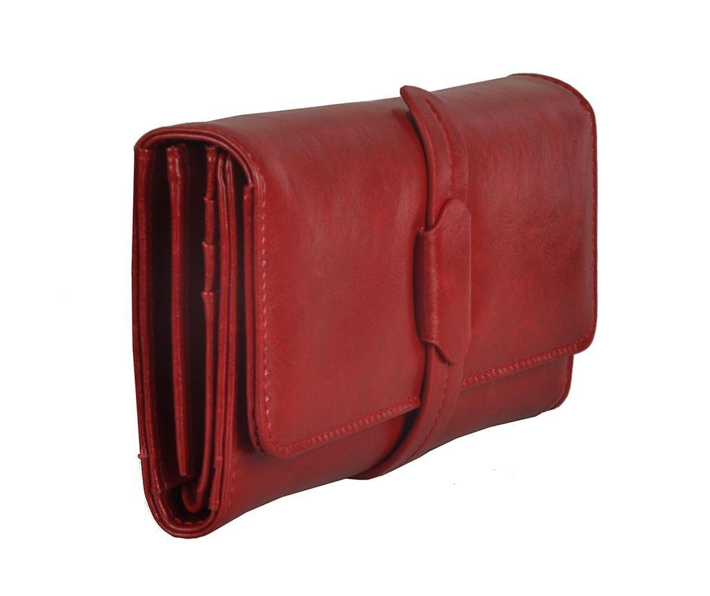 Portofel dama Imelda Red