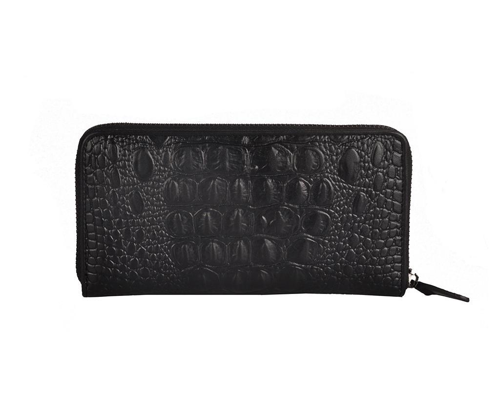 Ženska denarnica Wa Black