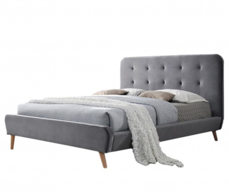 Łóżko Pinksta 160x200 cm