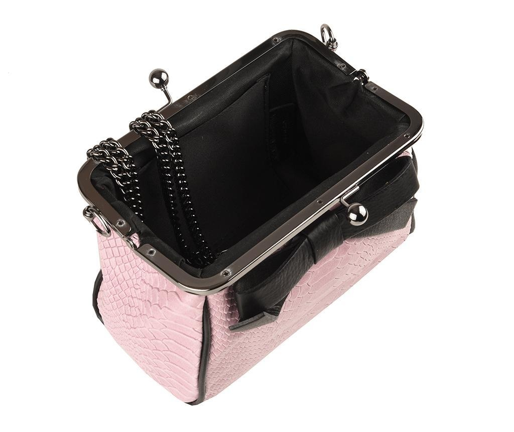 Geanta clutch Abag Pink