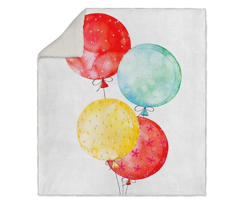 Pled Balloons 130x160 cm
