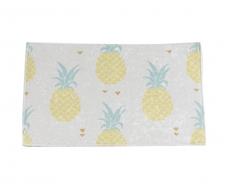 Pineapples Fürdőszobai szőnyeg 40x60 cm