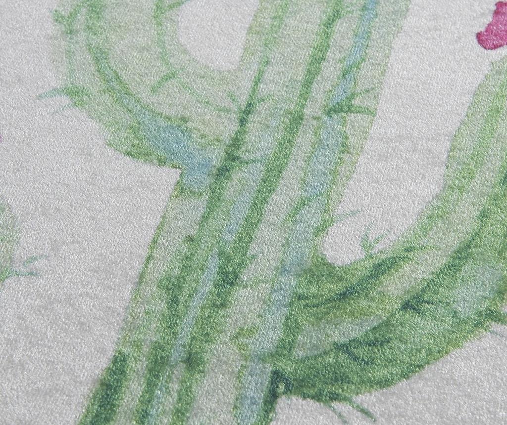 Kopalniška preproga Fiore Cactus 40x60 cm