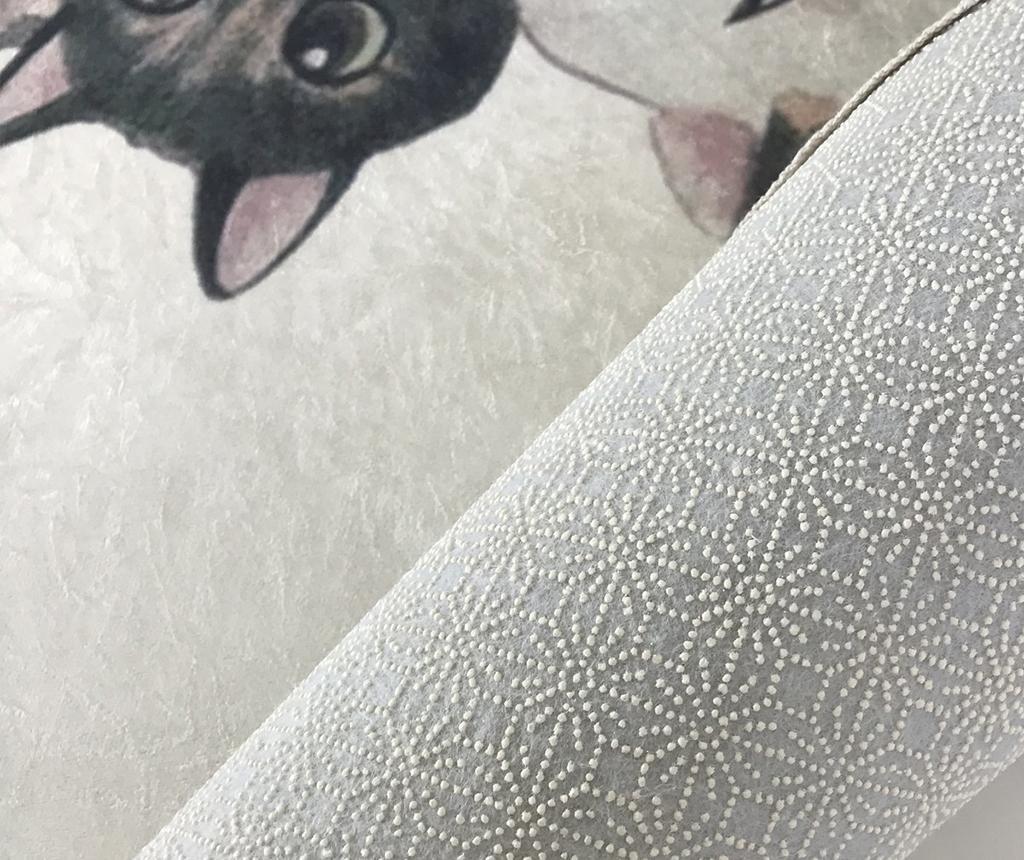 Covoras de baie Curious Cats 100 cm