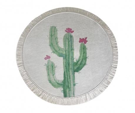 Χαλάκι μπάνιου Fiore Cactus 100 cm