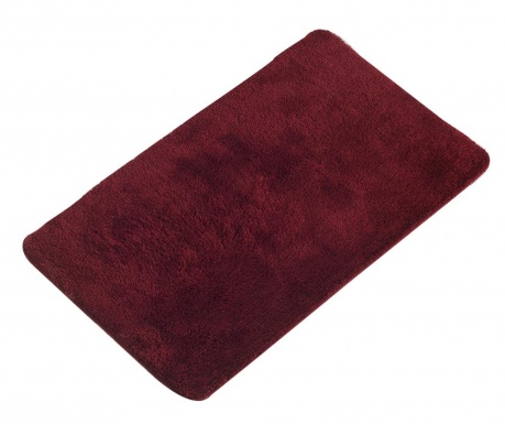 Χαλάκι μπάνιου Plain Red 60x100 cm