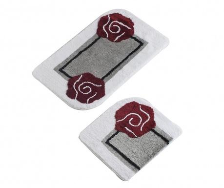 Dolce Grey 2 db Fürdőszobai szőnyeg