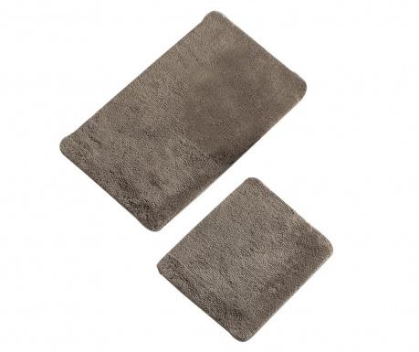 Plain Mink 2 db Fürdőszobai szőnyeg
