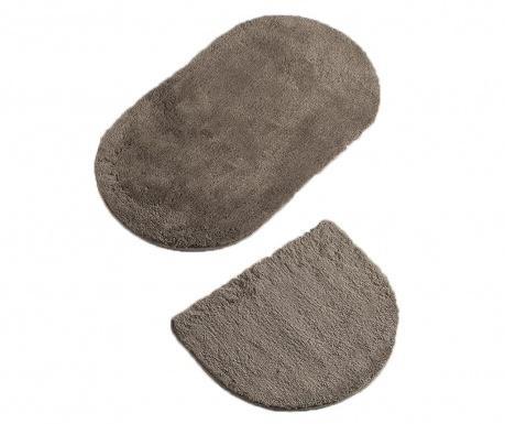 Oval Mink 2 db Fürdőszobai szőnyeg