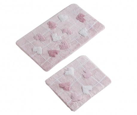 Kalbim Pink 2 db Fürdőszobai szőnyeg