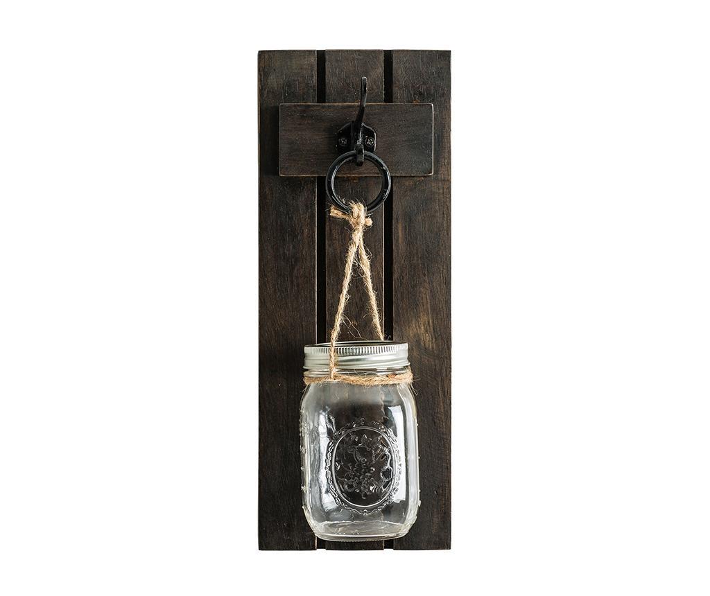 Nástěnný držák na svíčku Jar