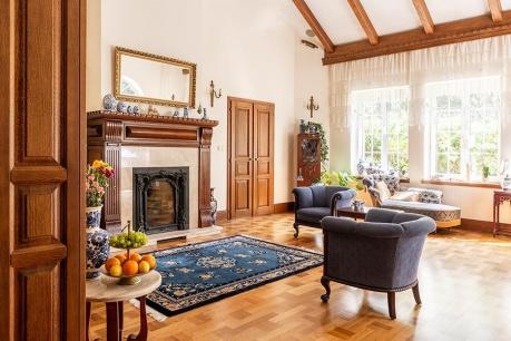 A kék Kennedy szoba
