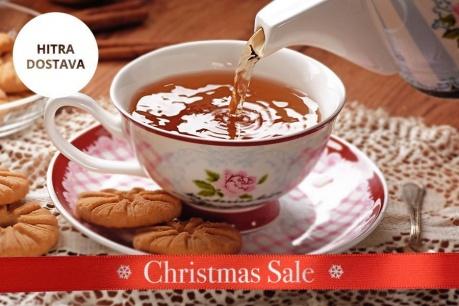 Christmas Sale: Umetnost pitja čaja