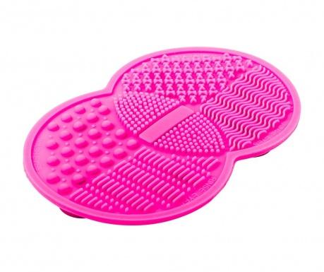 Αξεσουάρ για καθαρισμό βούρτσας μακιγιάζ Professional Cleaning Pink