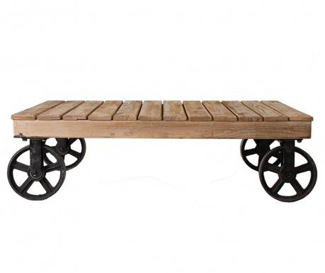 Klubska mizica Wheels