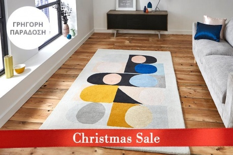Christmas Sale: Χαλιά Think Rugs