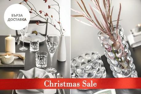Christmas Sale: Италианката марка RCR Cristalleria