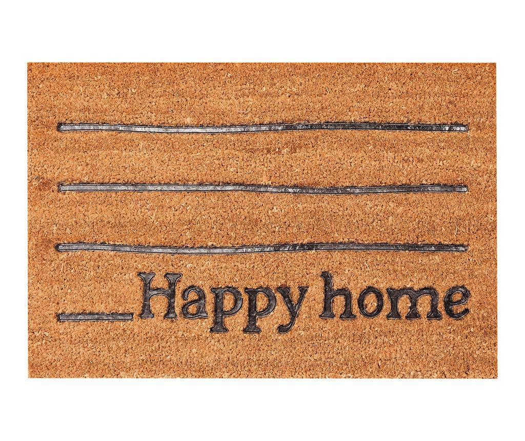 Happy Home Lábtörlő szőnyeg 40x60 cm