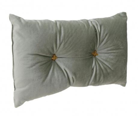 Poduszka dekoracyjna Chloe Grey Green 30x50 cm