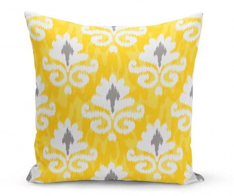 Διακοσμητικό μαξιλάρι Evie Yellow 43x43 cm