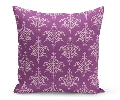 Διακοσμητικό μαξιλάρι Charlotte Purple 43x43 cm