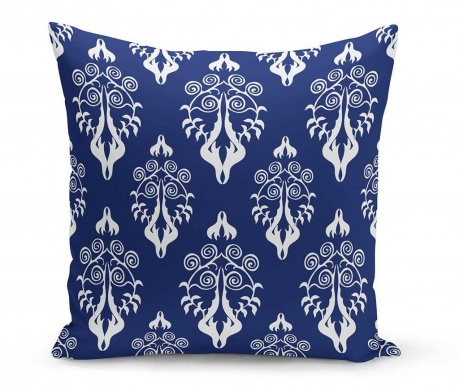 Διακοσμητικό μαξιλάρι Sophie Blue 43x43 cm