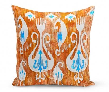 Διακοσμητικό μαξιλάρι Freya Orange 43x43 cm