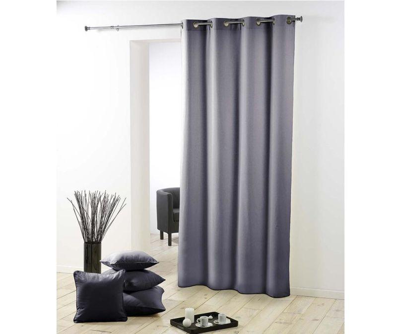 Zastor Essentiel Grey 140x280 cm