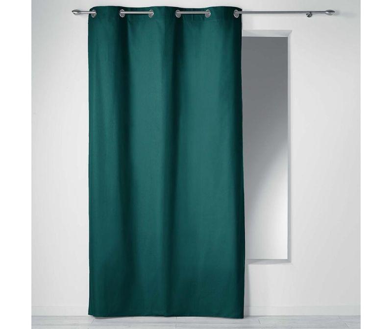 Draperie Panama Emerald 140x240 cm