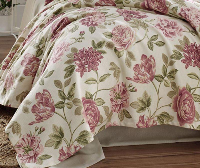 Cuvertura Pique Care  Pink 160x235 cm