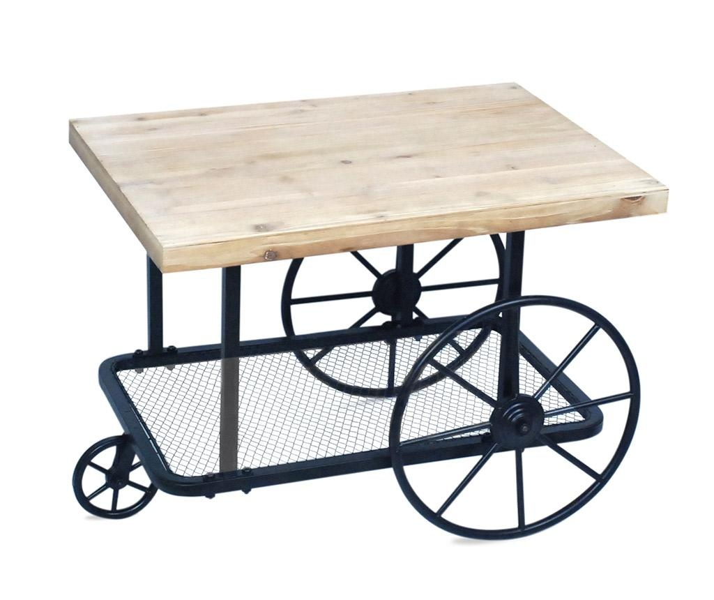 Servírovací vozík Wheel Me Up