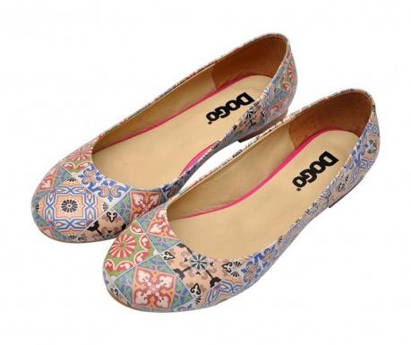 Tiles Női balerina cipő