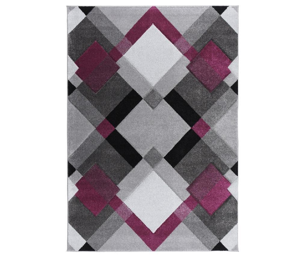 Tepih Nimbus Grey & Purple 160x230 cm