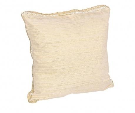 Okrasna blazina Wilma Cream Gold 40x40 cm