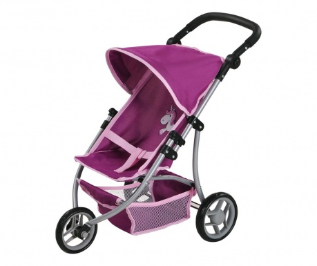 Wózek dla lalek Jogger Lio