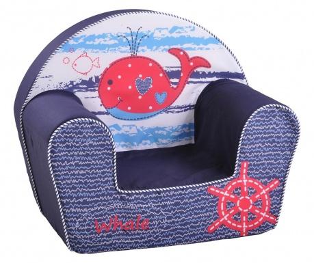 Fotel dziecięcy Wal