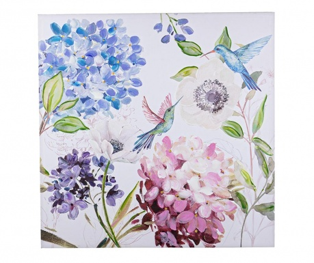 Obraz Lilac 100x100 cm