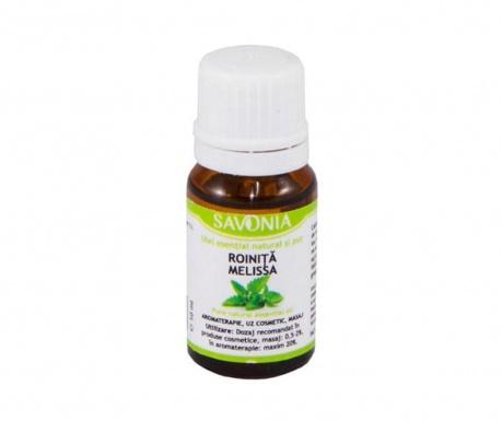 Eterično olje melise Savonia 10 ml