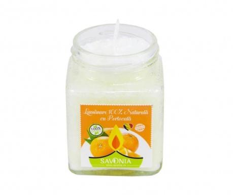 Dišeča sveča Savonia Orange