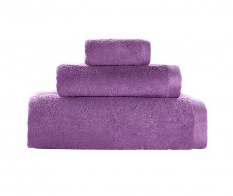 Alfa Violet 3 db Fürdőszobai törölköző