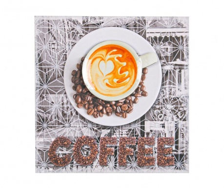 Slika Coffee Time 40x40 cm