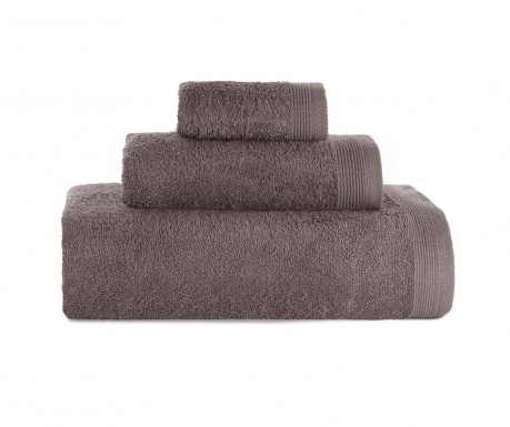 Sada 3 ručníků Delta Grey