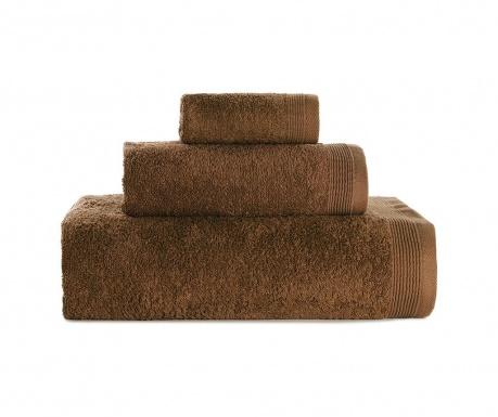 Комплект 3 кърпи за баня Delta Chocolate