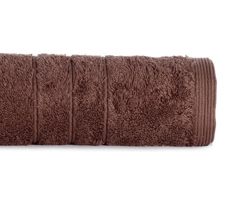 Prosop de baie Omega Chocolate 50x100 cm