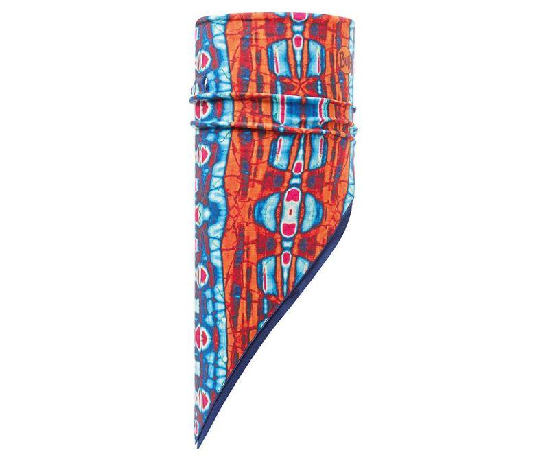Bandana multifunctionala unisex Buff Blue Depths 21.5x50 cm