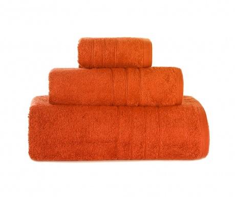 Комплект 3 кърпи за баня Omega Mandarina