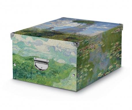 Shranjevalna škatla s pokrovom Graham