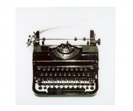 Obraz Typewriter 50x50 cm