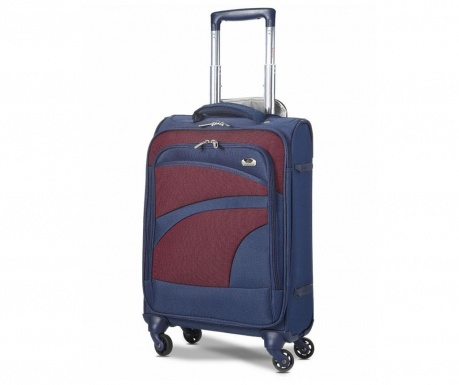 Cestovní kufr na kolečkách Paris Navy 33 L