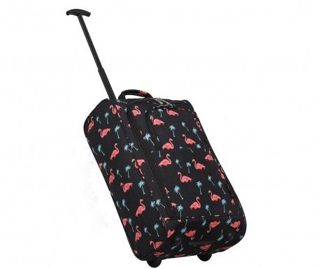 Cestovní kufr na kolečkách Flamingos 42 L